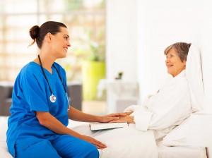 ryšys su pacientu