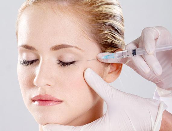 Botulizmo toksino injekcijos su Vistabel preparatu