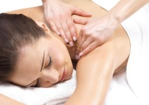 Pečių lanko masažas
