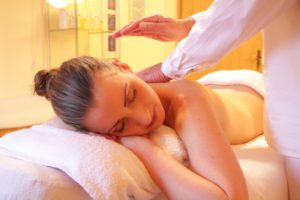 Toning Ayurvedic massage